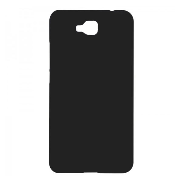 half off f9cd4 177fe Passion4 Back Cover Black For Huawei Y6 Pro – 97