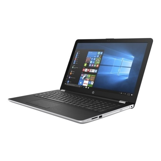 HP 15-BS137NE Laptop - Core i7 1.8GHz 12GB 1TB 4GB DOS 15.6inch HD Silver