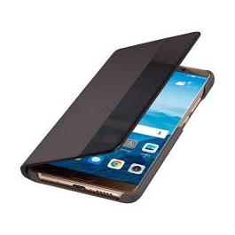 Huawei Smart View Flip Leather Case Brown For Mate 10