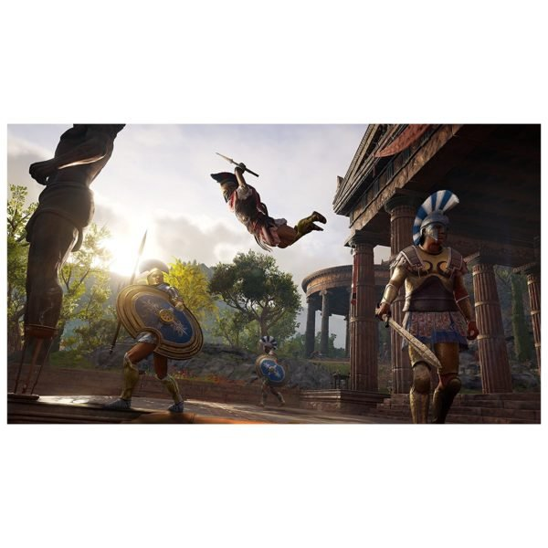 PS4 Assassins Creed Odyssey Middle East Version Game