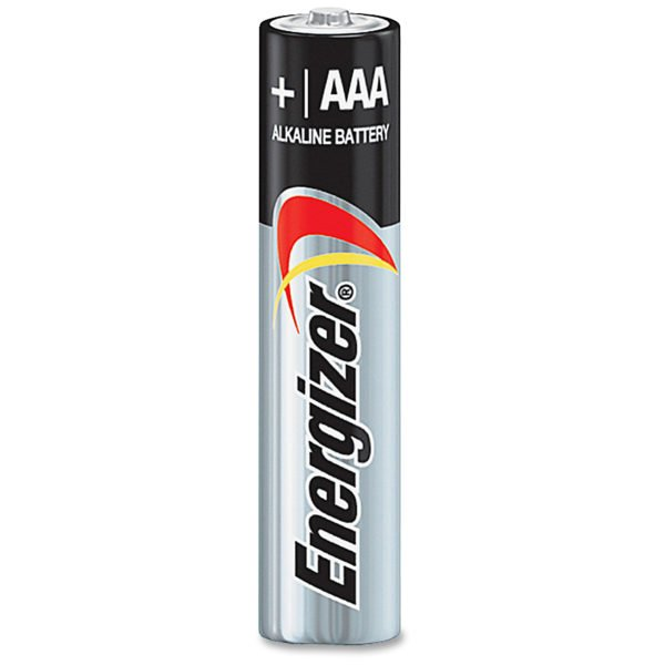 Energizer E92BP2 Max Battery Alkaline AAA 2pcs