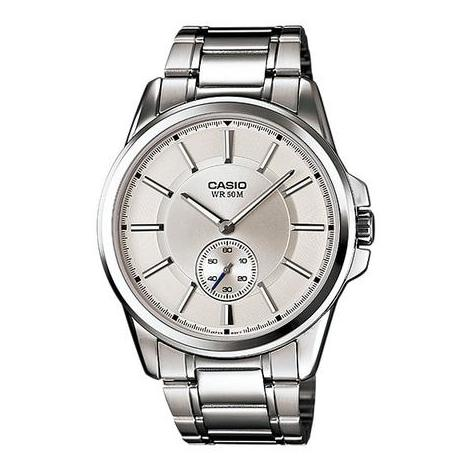 Casio MTPE101D7AVDF Watch