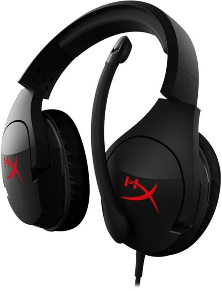 Kingston Hyperx Cloud Stinger Gaming Headset Black HXHSCSBKEE