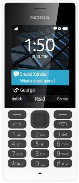 Nokia 150 Dual Sim Mobile Phone White