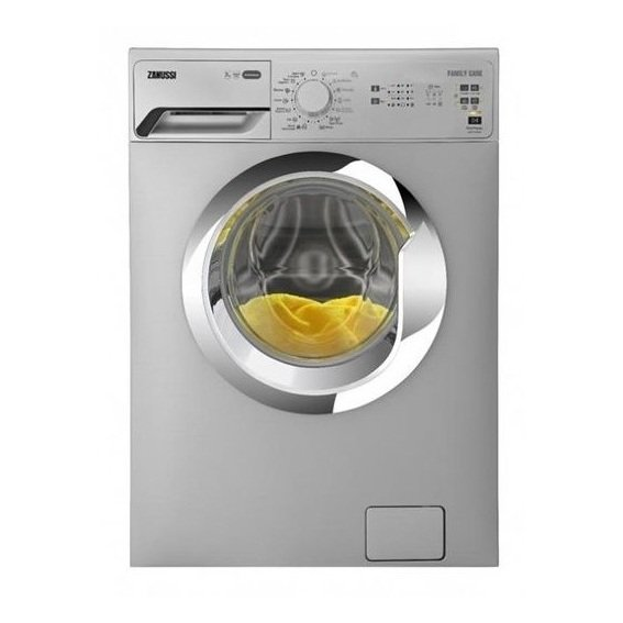 Buy online Best price of Zanussi Front Load Washer 7 kg ...