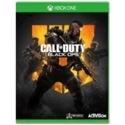 Xbox One Call of Duty: Black Ops 4 Game