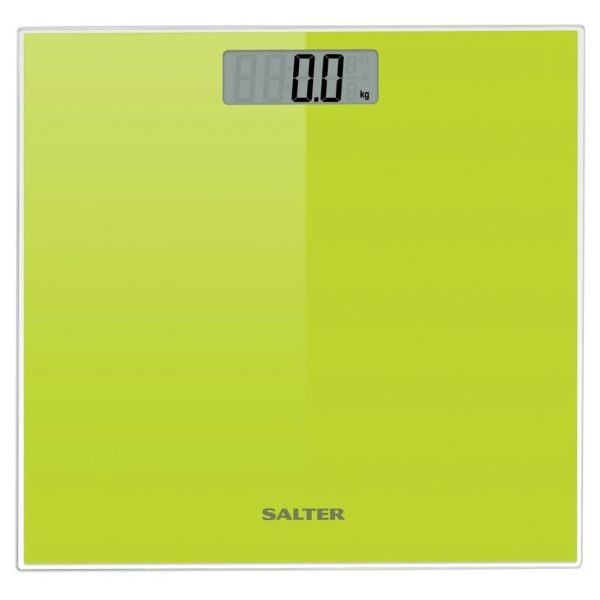Salter 9037 TL3R Digital Personal Scales up to 180KG Teal Blue