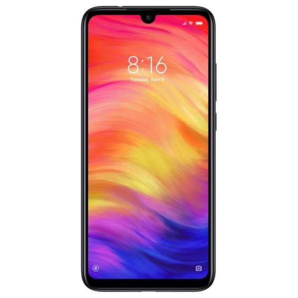 Xiaomi Redmi Note 7 64GB Space Black 4G Dual Sim Smartphone
