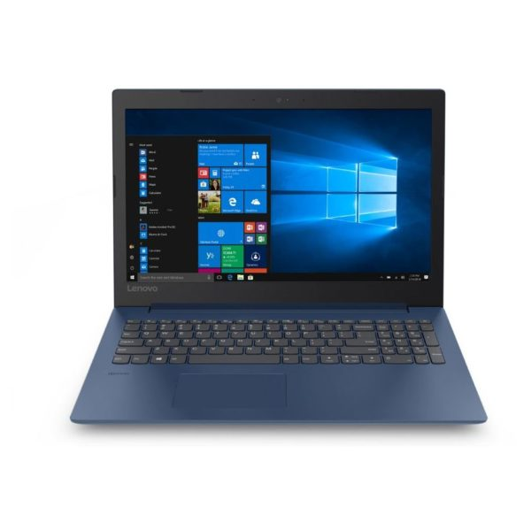 Lenovo Ideapad 330 Laptop - AMD 2.3GHz 4GB 1TB Shared DOS 15.6inch HD Mid Night Blue