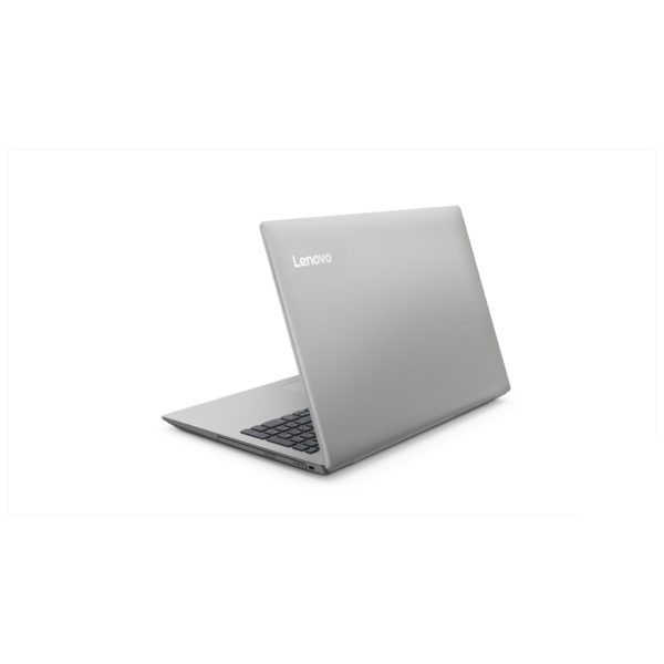 Lenovo Ideapad 330 Laptop - AMD 2.3GHz 4GB 1TB Shared DOS 15.6inch HD Platinum Grey