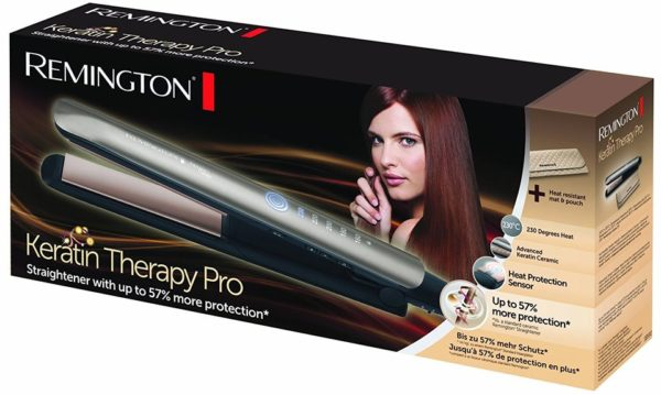 Remington Hair Straightener S8590