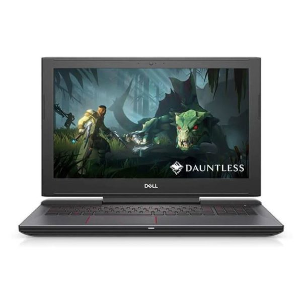 Dell Inspiron 15 5587 Gaming Laptop - Core i7 2.2GHz 16GB 1TB+128GB 6GB DOS 15.6inch FHD Black