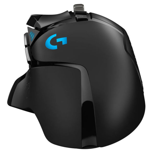 Logitech G502 Hero USB Gaming Mouse Black 910-005471