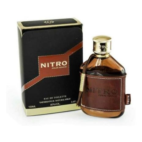 Dumont Nitro Perfume For Men EDT 100ml