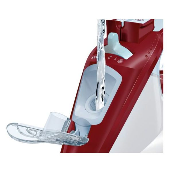 Bosch Steam Iron 2400W White/Red TDA3024010