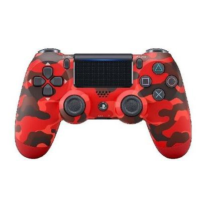 Sony PS4 Dual Shock 4 V2 Wireless Controller Red Camouflage