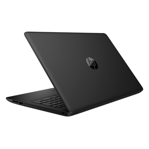 HP 15-DA0122NE Laptop - Core i3 2.3GHz 4GB 1TB 2GB DOS 15.6inch HD Jet Black