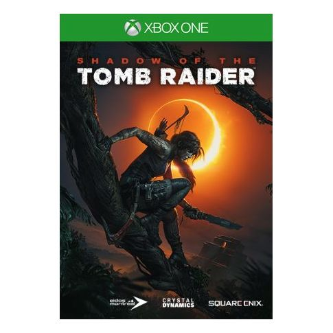 Xbox One Shadow Of The Tomb Raider Game