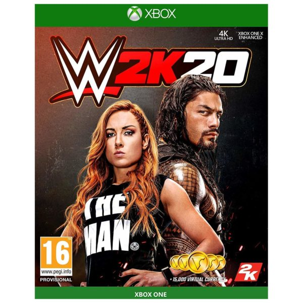 Xbox One W2K20 Standard Edition Game