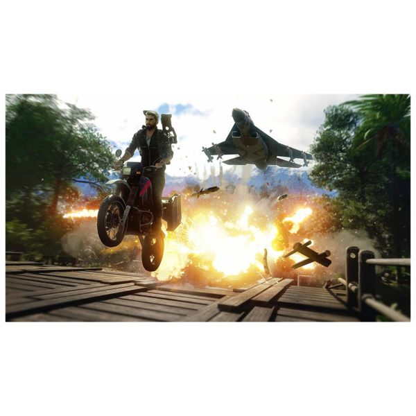 Xbox One Just Cause 4 Game