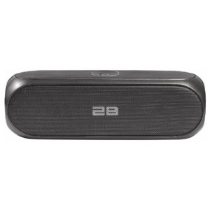 2B SP334 Super Bass Bluetooth Speaker With Power Bank