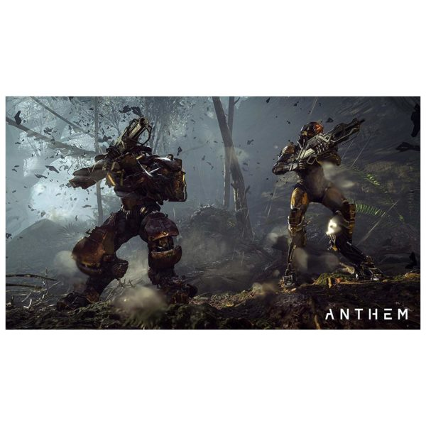 PS4 Anthem Game