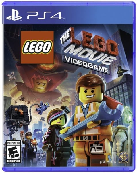 PS4 Lego: Movie Video Game