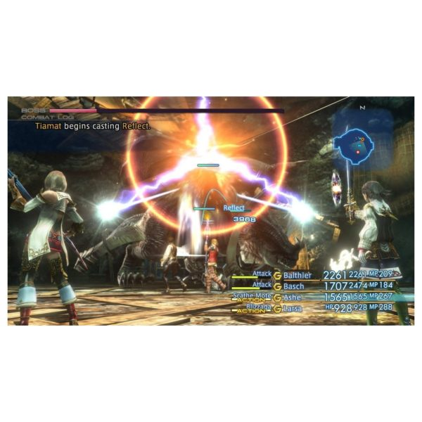 PS4 Final Fantasy XII Zodiac Age Game
