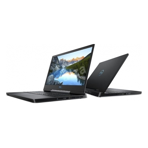Dell G5-5590 Gaming Laptop - Core i7 2.6GHz 16GB 1TB+256GB 6GB DOS 15.6inch FHD Black