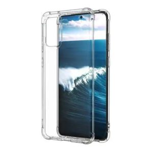 Free Fashion 170001 Case Transparent Cover Samsung A71 TELECOM PROMO