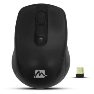 Mercury W320 Wireless Mouse Black